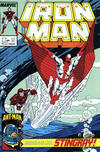 Cover for Iron Man (Play Press, 1989 series) #12
