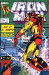 Cover for Iron Man (Play Press, 1989 series) #15