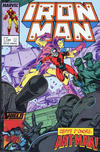 Cover for Iron Man (Play Press, 1989 series) #17