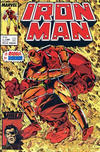 Cover for Iron Man (Play Press, 1989 series) #22