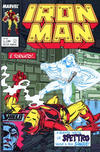 Cover for Iron Man (Play Press, 1989 series) #23