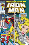Cover for Iron Man (Play Press, 1989 series) #28