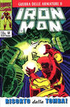 Cover for Iron Man (Play Press, 1989 series) #40
