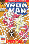 Cover for Iron Man (Play Press, 1989 series) #41/42