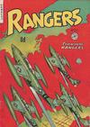 Cover for Rangers Comics (H. John Edwards, 1950 ? series) #25