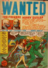 Cover for Wanted Comics (Publications Services Limited, 1948 series) #15