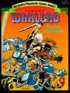 Cover for Die großen Phantastic-Comics (Egmont Ehapa, 1980 series) #7 - Warlord - Teufel aus Eisen [5 DM]