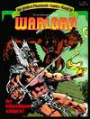 Cover for Die großen Phantastic-Comics (Egmont Ehapa, 1980 series) #10 - Warlord - Der Schneedämon schlägt zu! [5 DM]