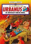 Cover for De avonturen van Urbanus (Standaard Uitgeverij, 1996 series) #156 - De advocaat van de duivel
