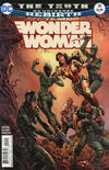 Cover for Wonder Woman (DC, 2016 series) #19 [Liam Sharp Cover]