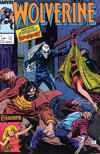 Cover for Wolverine (Play Press, 1989 series) #4