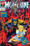 Cover for Wolverine (Play Press, 1989 series) #34