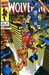 Cover for Wolverine (Play Press, 1989 series) #37