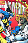 Cover for Wolverine (Play Press, 1989 series) #49