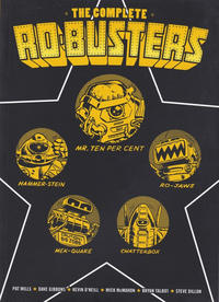 Cover Thumbnail for The Complete Ro-Busters (Rebellion, 2008 series)
