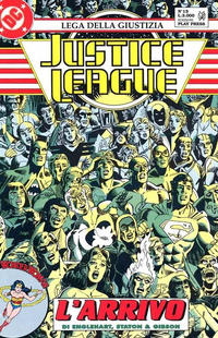 Cover Thumbnail for Justice League [Lega della Giustizia] (Play Press, 1990 series) #13