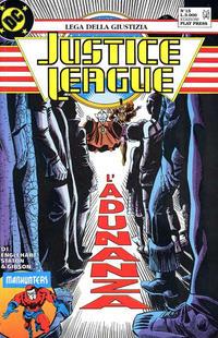 Cover Thumbnail for Justice League [Lega della Giustizia] (Play Press, 1990 series) #15