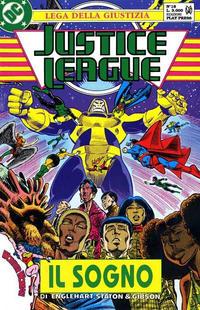 Cover Thumbnail for Justice League [Lega della Giustizia] (Play Press, 1990 series) #18