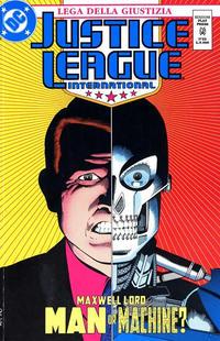 Cover Thumbnail for Justice League [Lega della Giustizia] (Play Press, 1990 series) #22