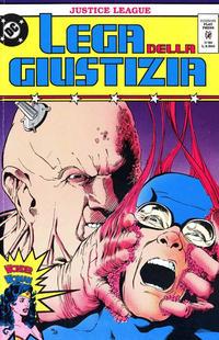 Cover Thumbnail for Justice League [Lega della Giustizia] (Play Press, 1990 series) #30