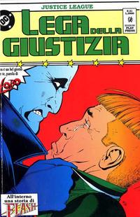 Cover Thumbnail for Justice League [Lega della Giustizia] (Play Press, 1990 series) #31