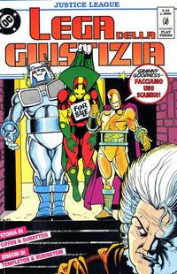 Cover Thumbnail for Justice League [Lega della Giustizia] (Play Press, 1990 series) #33