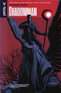 Cover Thumbnail for Shadowman (Valiant Entertainment, 2013 series) #3 - Deadside Blues