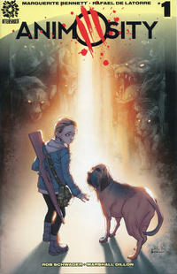 Cover Thumbnail for Animosity (AfterShock, 2016 series) #1 [Regular Cover]
