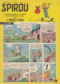 Cover Thumbnail for Spirou (Dupuis, 1947 series) #998