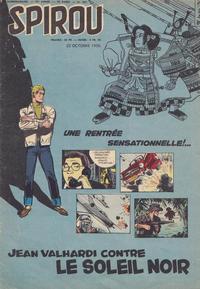 Cover Thumbnail for Spirou (Dupuis, 1947 series) #967