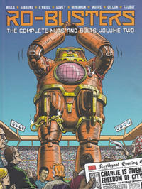 Cover Thumbnail for Ro-Busters: The Complete Nuts and Bolts (Rebellion, 2015 series) #2