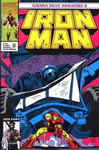 Cover Thumbnail for Iron Man (Play Press, 1989 series) #44