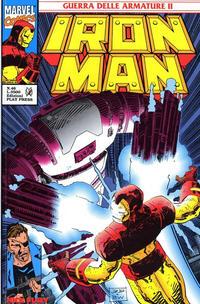 Cover Thumbnail for Iron Man (Play Press, 1989 series) #46