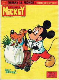 Cover Thumbnail for Le Journal de Mickey (Hachette, 1952 series) #689