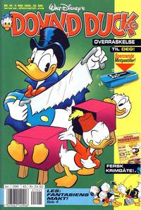 Cover Thumbnail for Donald Duck & Co (Hjemmet / Egmont, 1948 series) #45/2002