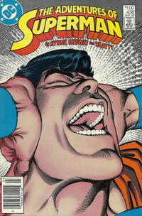 Cover for Adventures of Superman (DC, 1987 series) #438