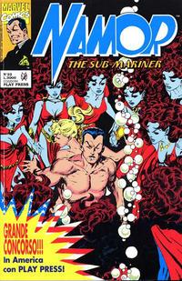 Cover Thumbnail for Namor (Play Press, 1990 series) #22