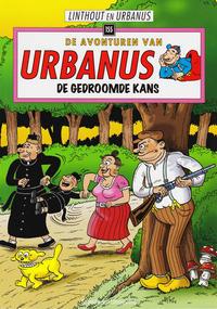 Cover Thumbnail for De avonturen van Urbanus (Standaard Uitgeverij, 1996 series) #155 - De gedroomde kans