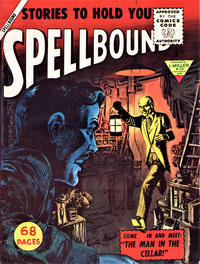 Cover Thumbnail for Spellbound (L. Miller & Son, 1960 ? series) #4