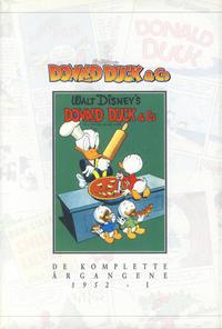 Cover Thumbnail for Donald Duck & Co De komplette årgangene (Hjemmet / Egmont, 1998 series) #[5] - 1952 del I [1. opplag]