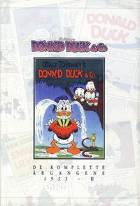 Cover Thumbnail for Donald Duck & Co De komplette årgangene (Hjemmet / Egmont, 1998 series) #[8] - 1953 del II