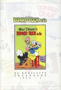 Cover Thumbnail for Donald Duck & Co De komplette årgangene (Hjemmet / Egmont, 1998 series) #[7] - 1953 del 1