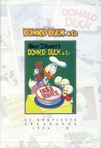 Cover Thumbnail for Donald Duck & Co De komplette årgangene (Hjemmet / Egmont, 1998 series) #[11] - 1954 del 2