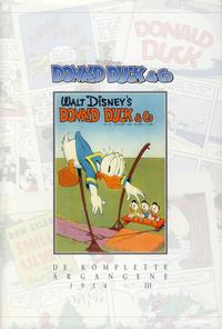 Cover Thumbnail for Donald Duck & Co De komplette årgangene (Hjemmet / Egmont, 1998 series) #[12] - 1954 del 3