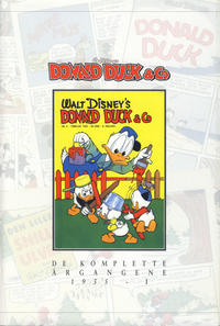 Cover Thumbnail for Donald Duck & Co De komplette årgangene (Hjemmet / Egmont, 1998 series) #[13] - 1955 del 1