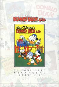Cover Thumbnail for Donald Duck & Co De komplette årgangene (Hjemmet / Egmont, 1998 series) #[13] - 1955 del 1