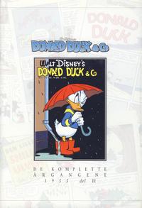 Cover Thumbnail for Donald Duck & Co De komplette årgangene (Hjemmet / Egmont, 1998 series) #[14] - 1955 del 2