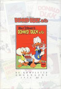 Cover Thumbnail for Donald Duck & Co De komplette årgangene (Hjemmet / Egmont, 1998 series) #[16] - 1956 del 1
