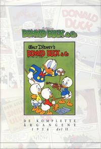 Cover Thumbnail for Donald Duck & Co De komplette årgangene (Hjemmet / Egmont, 1998 series) #[17] - 1956 del 2