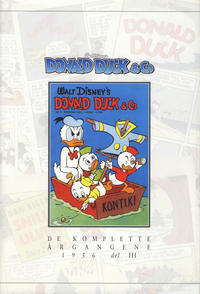 Cover Thumbnail for Donald Duck & Co De komplette årgangene (Hjemmet / Egmont, 1998 series) #[18] - 1956 del 3